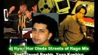 Secret Remix Hor Disda Streets of Rage Mix *knokturnal sounds* vs Yuzo Koshiro vs Javed Basheer