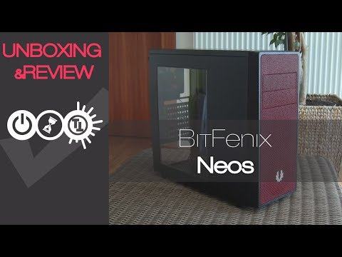 BitFenix Neos Review & Unboxing
