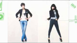 Kim Hyun Joong & Yoon Eun Hye - Basic House Re-Jacket