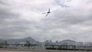 trex 500xt dominator test flight in hong kong 20170408
