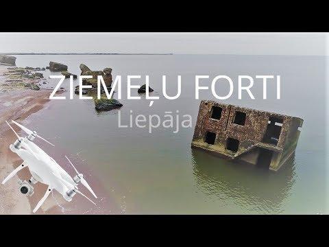 Karosta, Liepāja, Tuvie forti, 12.01.2018