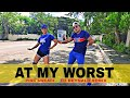 At My Worst By Pink Sweat Dj Reynald Remix Dance Fitness By Oc Duo  Mp3 - Mp4 Download