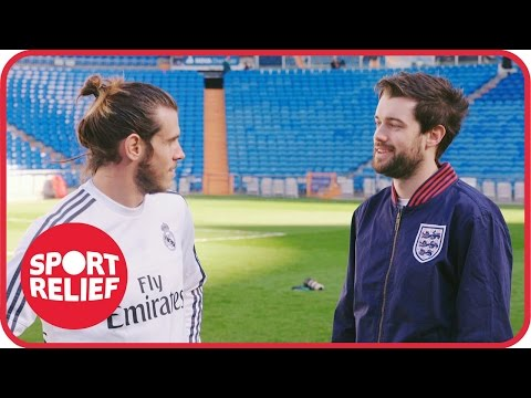 Thumbnail: Sport Relief 2016 - Jack Whitehall meets Gareth Bale