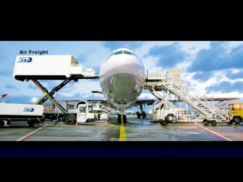 How does Sunny Worldwide logistics offer air freight service for global markets