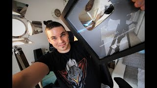 SILVER PLAY BUTTON FINALLY ARRIVED !