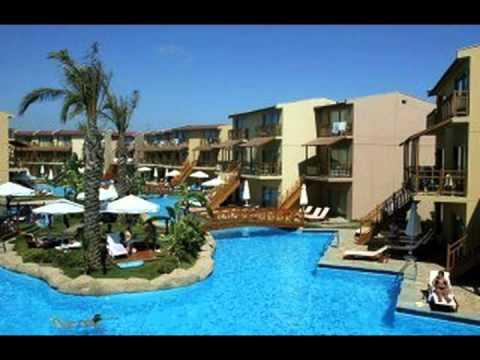 Sueno Hotels Beach Side Hotel Side - YouTube
