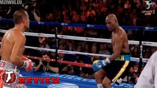 Bernard Hopkins vs Sergey Kovalev fight - Hopkins vs Kovalev wins Winner [REVIEW]
