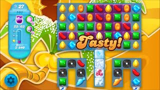 Candy Crush Soda Saga Level 503 - No boosters
