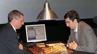 Vladimir Kramnik vs Deep Fritz (Computer), 2006 Bonn