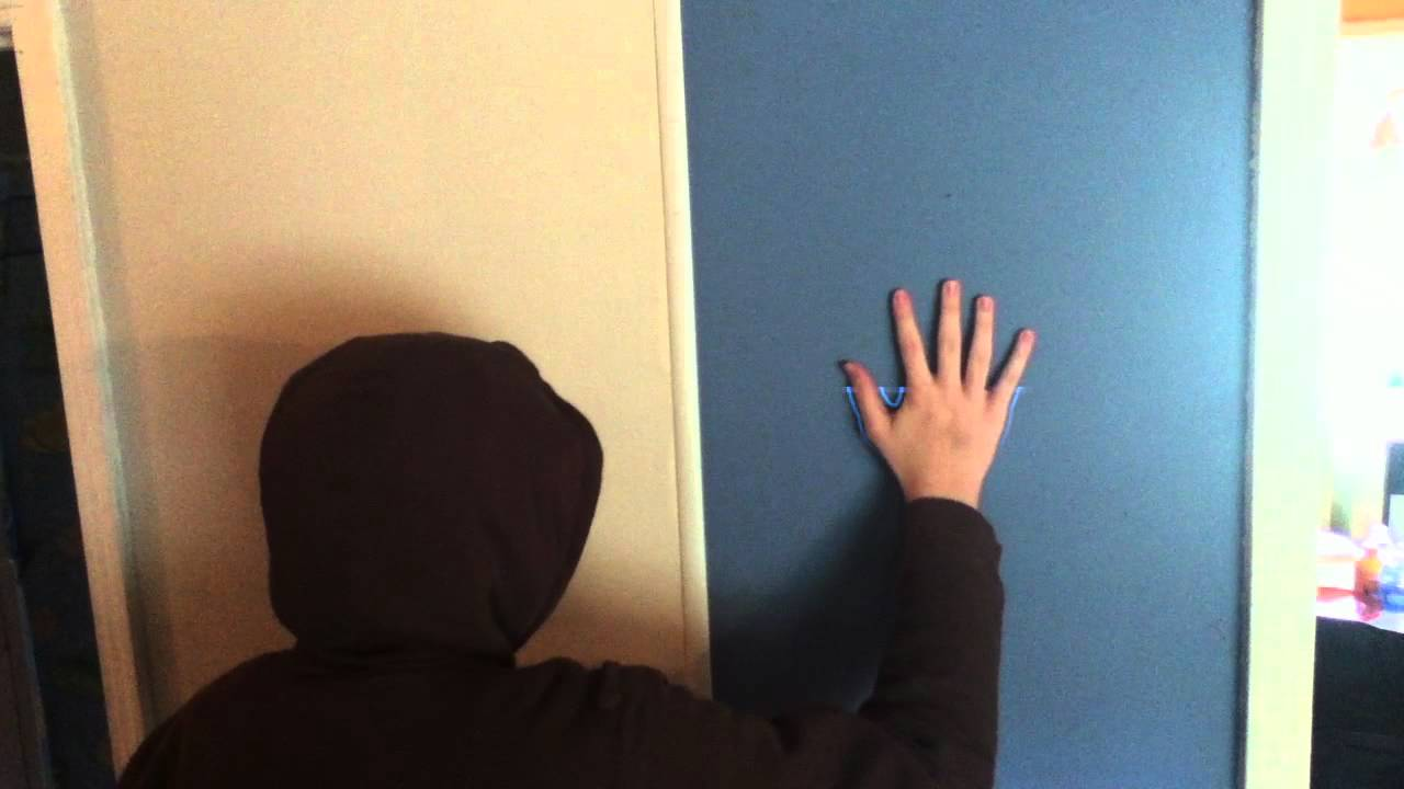 Wall Safes For Home hidden wall safe - youtube