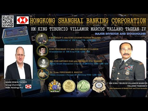 URGENT LETTER TO HONGKONG AND SHANGHAI BANKING CORPORATION (HSBC)