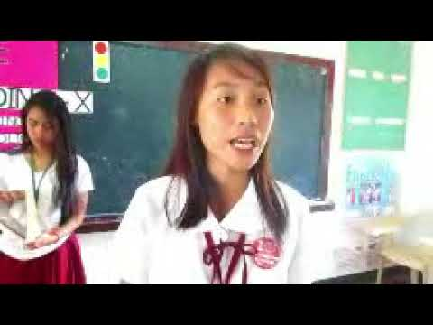Looc National High School Bartending Students Debate 2018