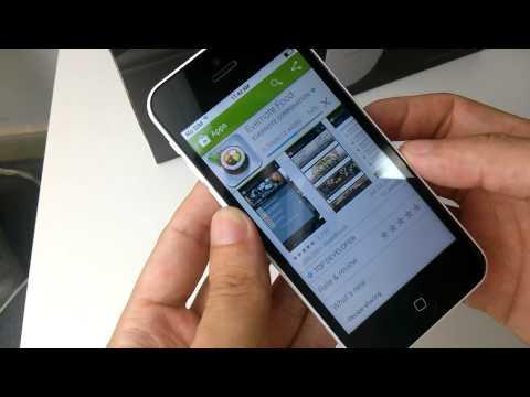 Goophone i5C Add Google Play Store On iOS Theme
