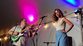 Rachel and Vilray - Live at the Ridgefield Playhouse 7/16/21 - I'm not ready