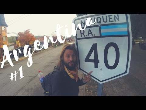 Traveling around Argentina #1: from Ushuaia to Mendoza Trip Therapy  GoProHero HD
