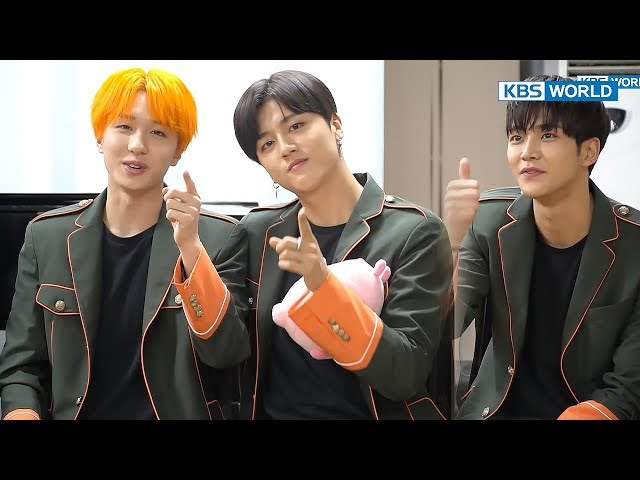 WARNING : these guys are NOT HIGH - NONSENSE interview with SF9! [ENG sub/ONLY KBSWORLD]