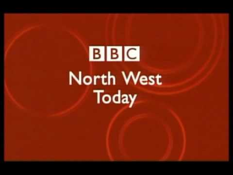 BBC North West Today 2004 with Gordon Burns
