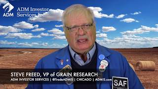 Nov 19 AM Ag Market Outlook with Steve Freed on ADMIS Today TV