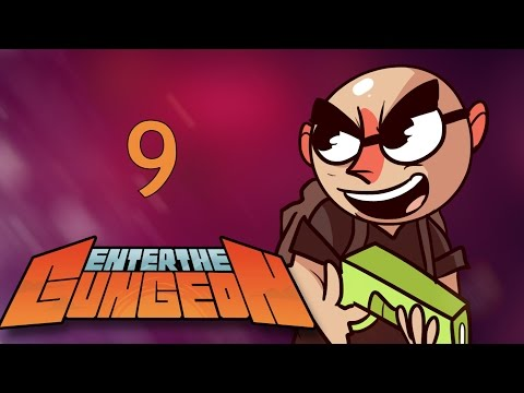 Enter the Gungeon - Northernlion Plays - Episode 9 [Nemesis]
