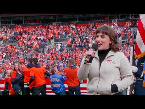 A 'Jimmy Buffett's Escape to Margaritaville' National Anthem for the Denver Broncos