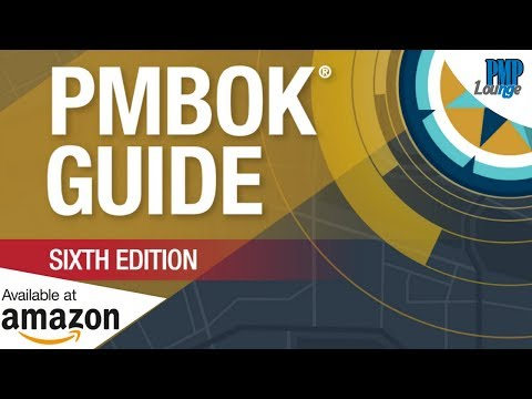 PMBOK Guide 6th Edition - Buy Now!