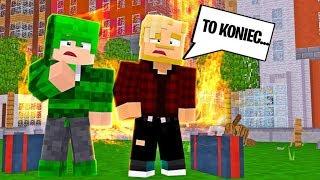 TO KONIEC.. CAŁE MIASTO WYBUCHŁO!  l Minecraft BlockBurg