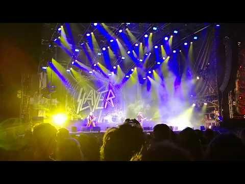 Slayer - South Of Heaven + Raining Blood + Chemical Warfare LIVE @ Download Festival Sydney 2019