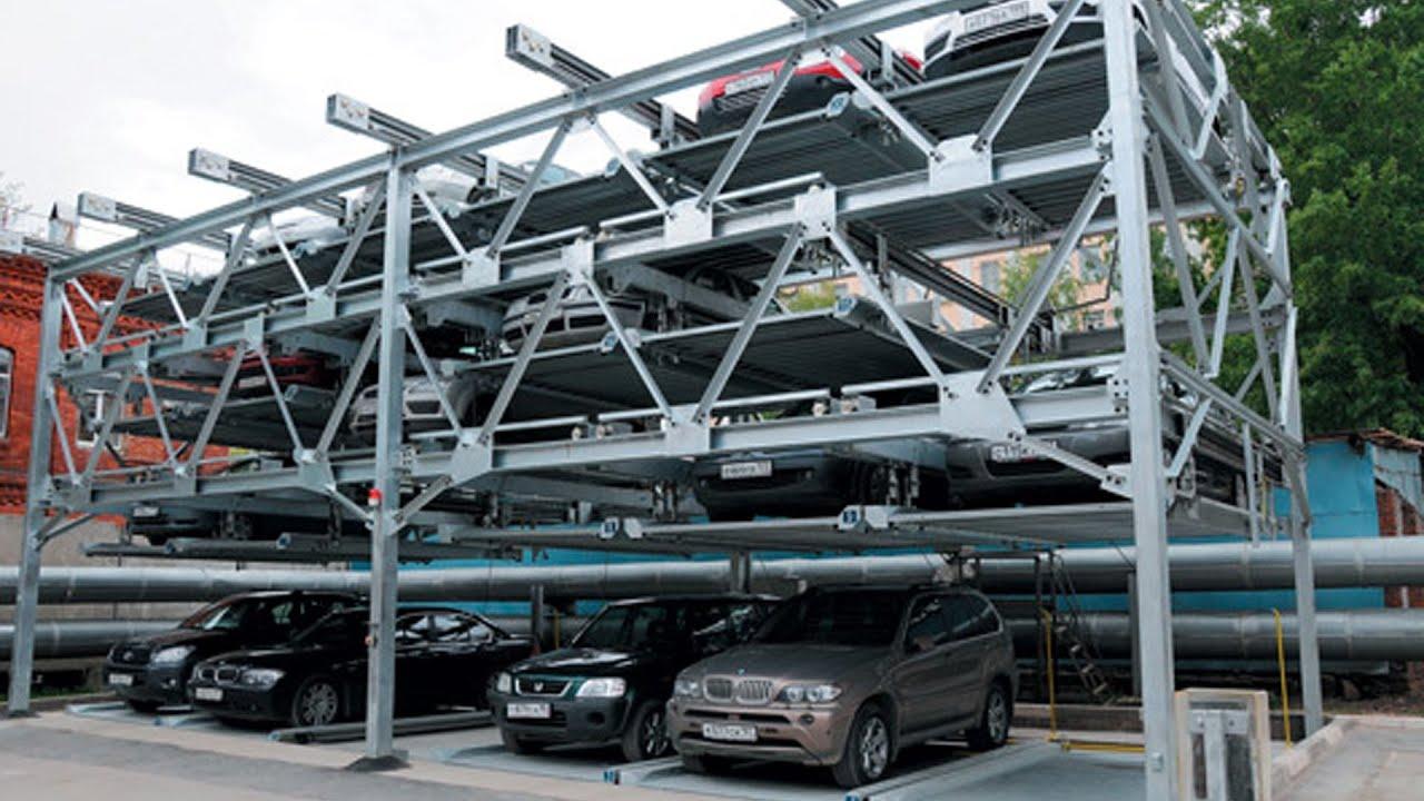 Организация парковок. Утро с Губернией. GuberniaTV