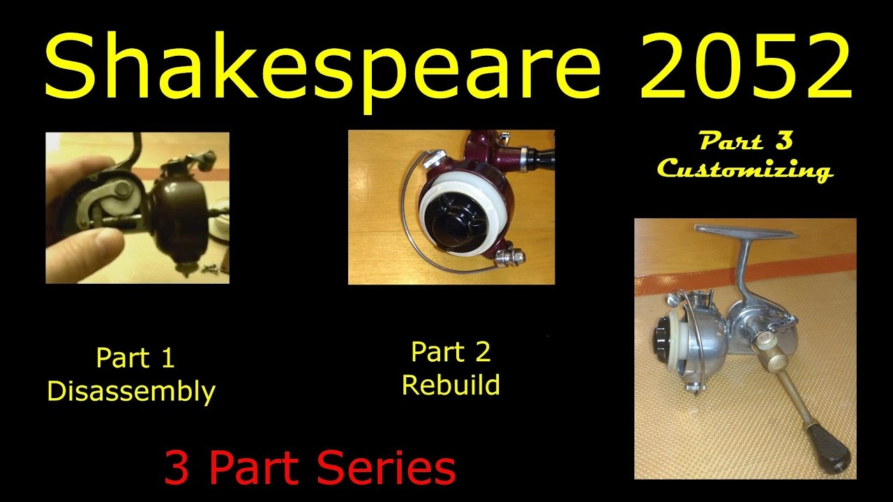 Shakespeare 2052 Part 1 of 3: Disassembly