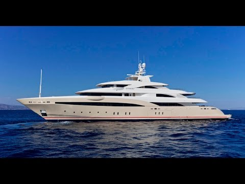 O'Pari 3 Luxury Yacht Charter