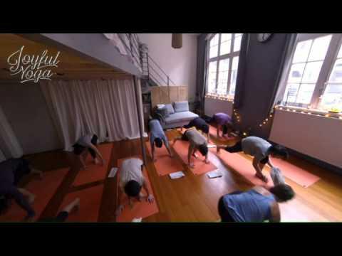 Vinyasa to Vino at Joyful Yoga Amsterdam