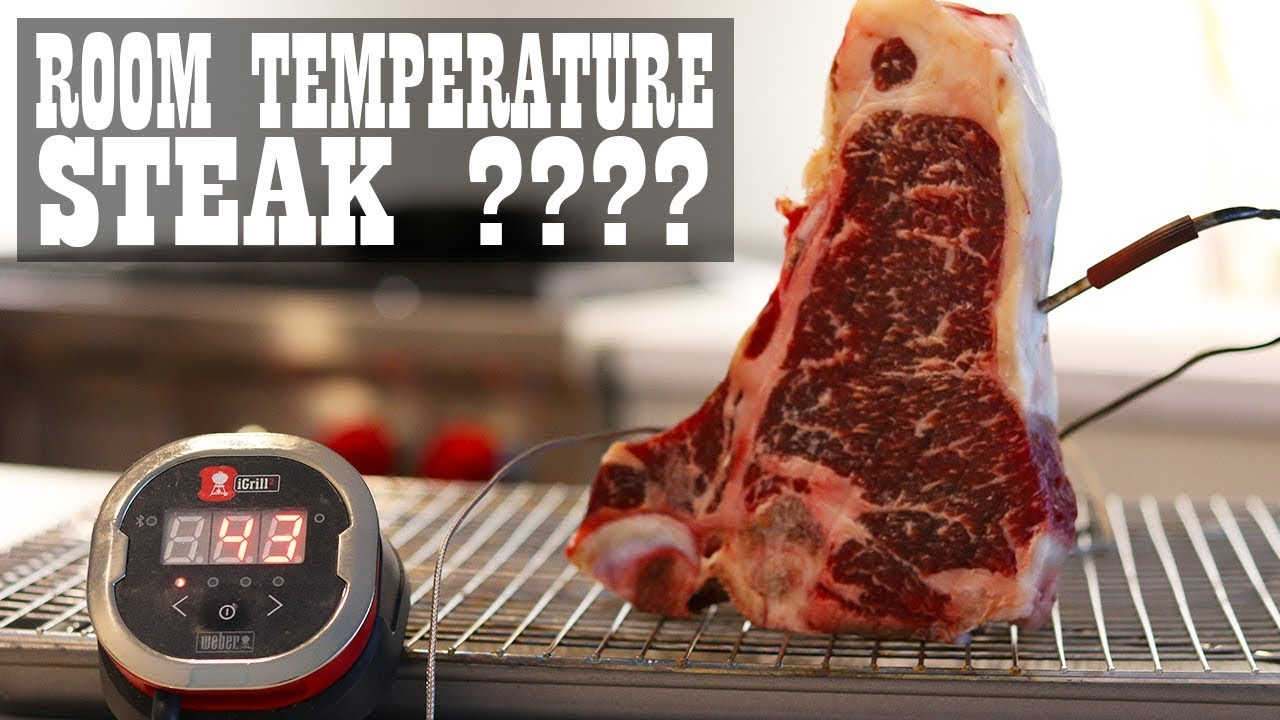 Steak Experiments - How long does it take to WARM UP at ...