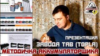 МА №05: Презентация ЗАВОДА TAB, TOPLA
