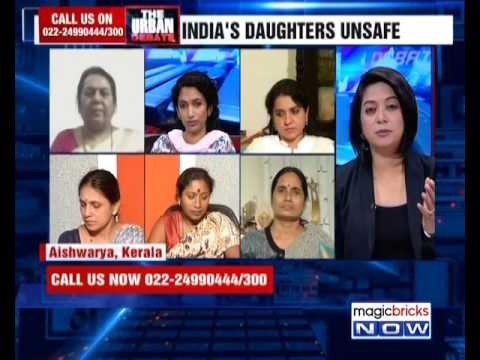 Is Mumbai safe for its daughters- The Urban Debate