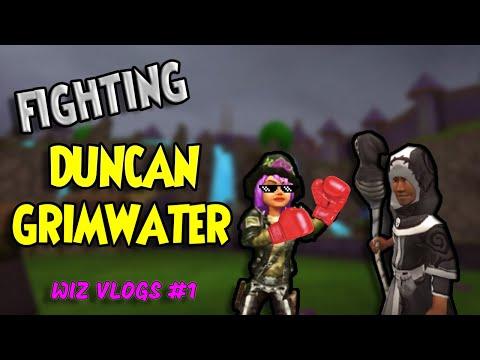 FIGHTING DUNCAN GRIMWATER