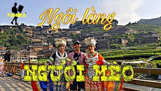 Ký sự về ngôi làng độc đáo của người dân tộc TQ - vùng sâu vùng xa tỉnh Quý Châu