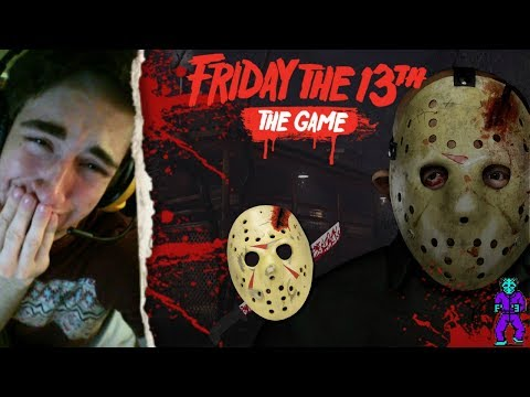 🔴 FRIDAY THE 13TH: THE GAME 🔴 (NEW UPDATE) INTERACTIVE STREAM  | 15k SUBSCRIBER Hype