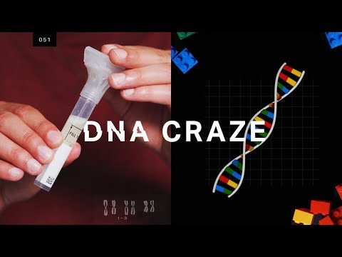 The at-home DNA test craze is putting us all at risk