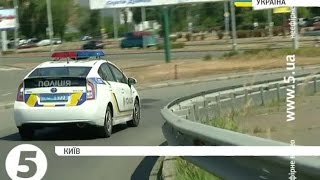 Як працює нова патрульна поліція Києва