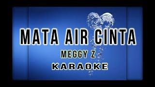 Gambar cover Karaoke Mata air cinta Meggy z