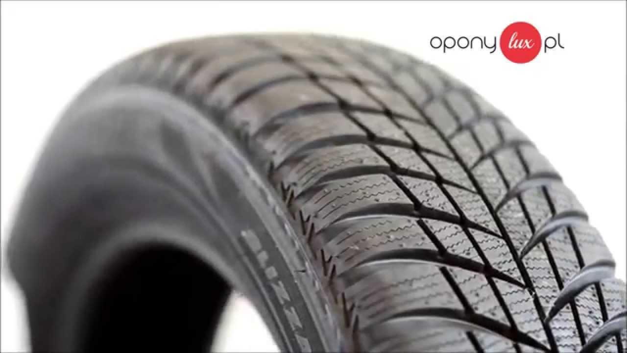 Opona Zimowa Bridgestone Blizzak Lm 001 Bieżnik Oponyluxpl
