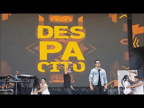 Luis Fonsi live in San Antonio Final Four 2018