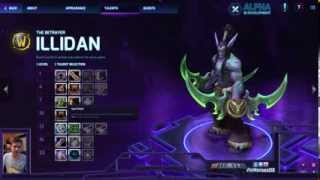 Heroes of the Storm - Helden im Rampenlicht - Illidan