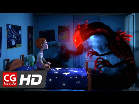"""CGI Animated Short Film """"Claire Obscur"""" by Claire Obscur Team   CGMeetup"""