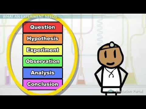 Experimental Design in Science: Definition and Method
