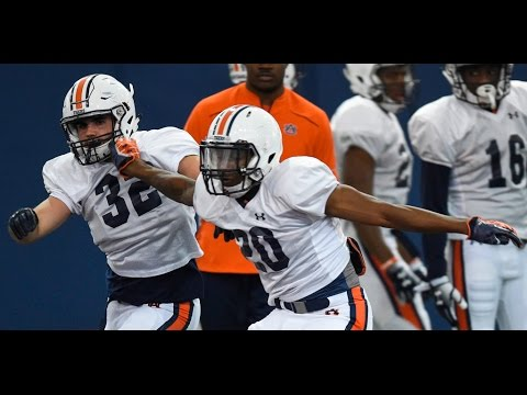Auburn's Jeremiah Dinson finds forgiveness, perspective on road to recovery