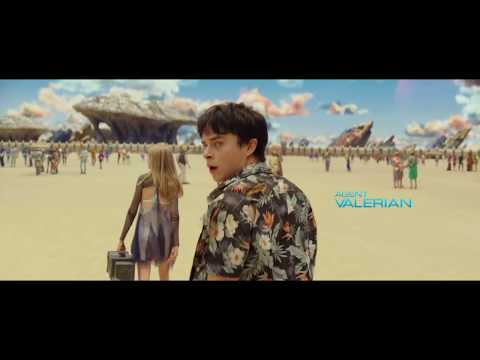 Trailer - Valerian and the City of a Thousand Planets (2017) | Vừng TV