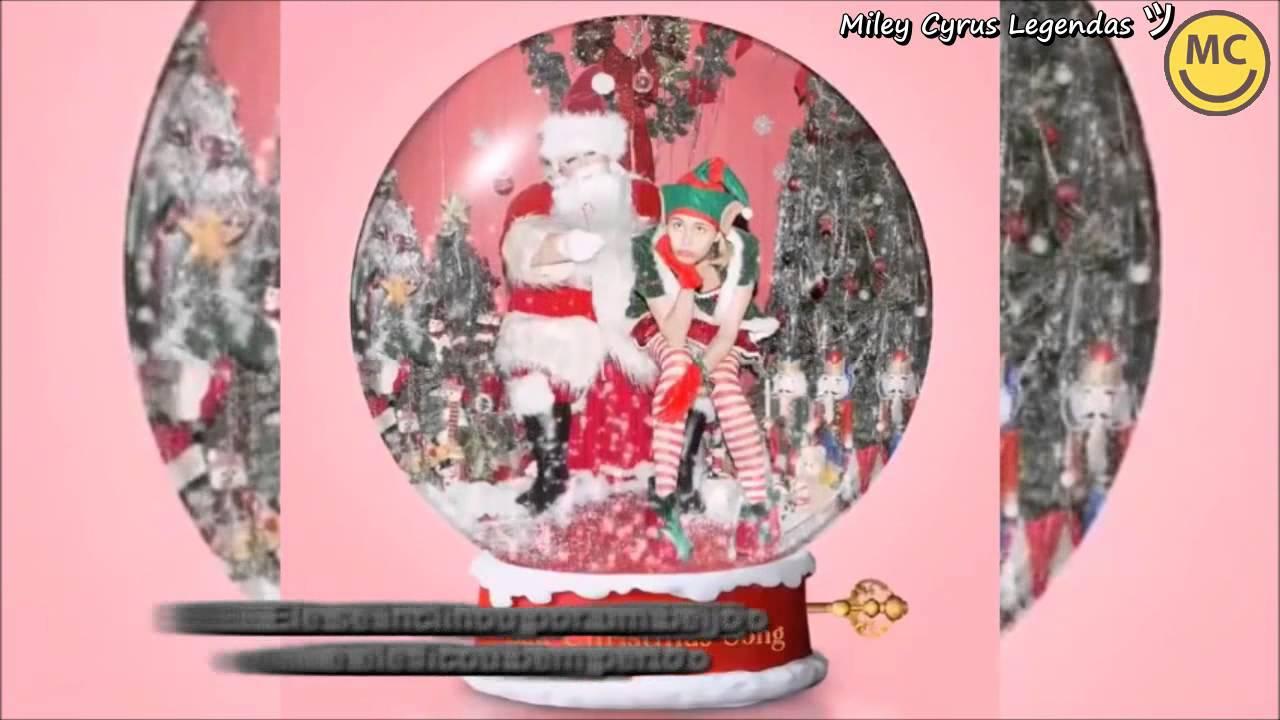 miley cyrus my sad christmas song legendado ᴴᴰ youtube
