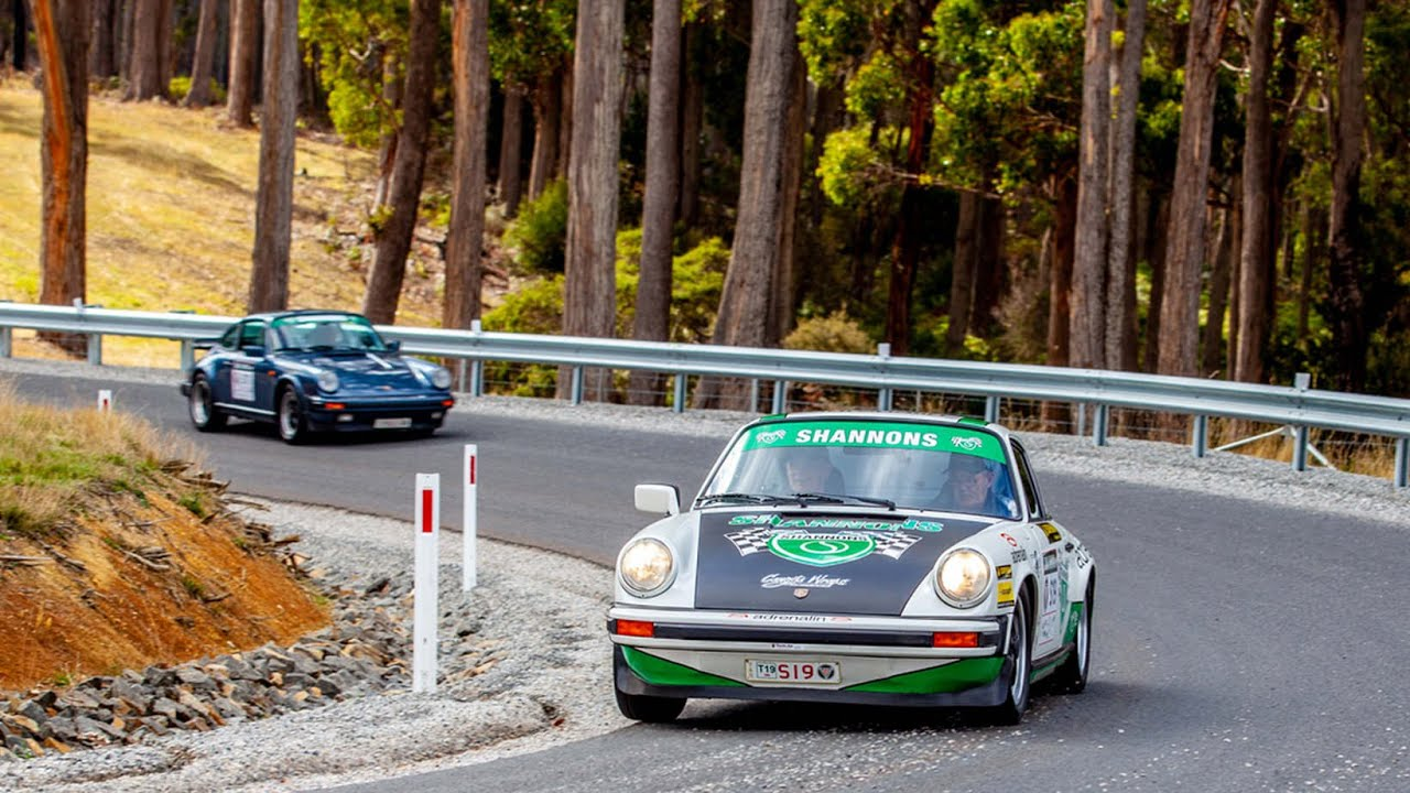 Shannons Classic Rallye 2019