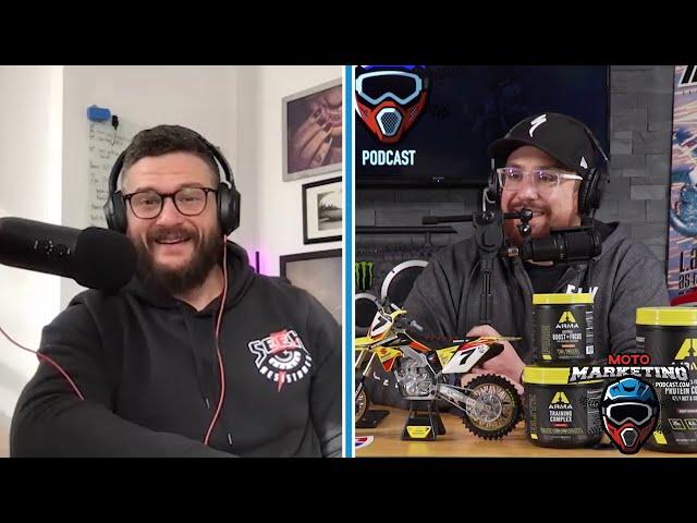Moto Marketing Podcast #61: Brand Building with Matt Vincent of HVIII Brand Goods